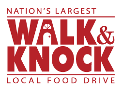 walk and knock logo
